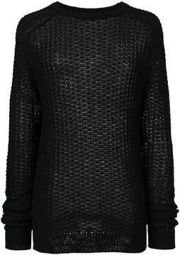 Laneus knitted jumper