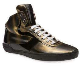Bally Eroy Cat Eye High Top Sneakers
