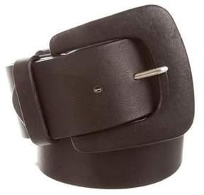 Maison Margiela Black Leather Belt w/ Tags