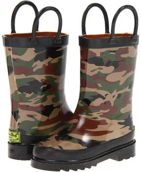Western Chief Camo Rainboot Boys Shoes