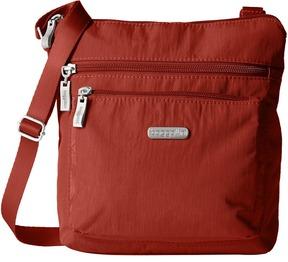 Baggallini - Pocket Crossbody Bag with RFID Wristlet Cross Body Handbags