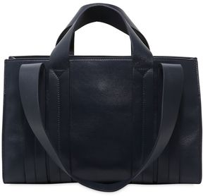 Medium Costanza Nappa Leather Bag