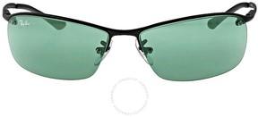 Ray-Ban Rectangle Semi-Rimless Sunglasses