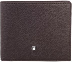 Montblanc Meisterstuck 6 CC Leather Wallet - Brown