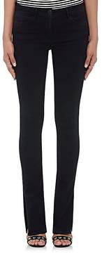 3x1 Women's W2 Mid Rise Split Seam Bell-Bottom Jeans
