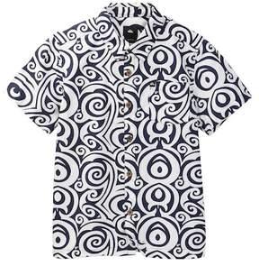Quiksilver Maemae Button Front Shirt (Big Boys)