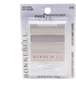 Bonne Bell Eye Shadow Box Cafe Classics 610