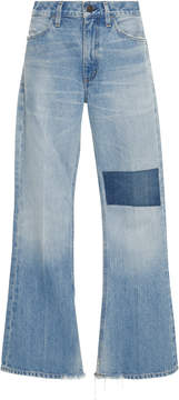 Citizens of Humanity Kaya Mid-Rise Kick-Flare Jeans