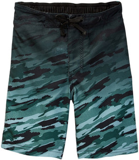 Hurley JJF Flo Camo Board Shorts (Little Boys)