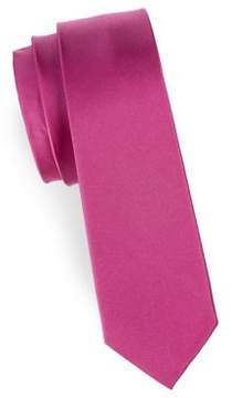 Michael Kors Boy's Solid Silk Tie