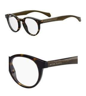 HUGO BOSS Eyeglasses Boss Black 913 01JC Dark Havana
