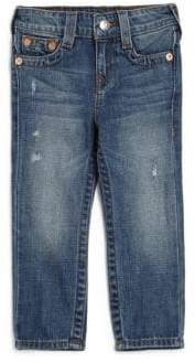 True Religion Toddlers and Little Boys Geno Relaxed Slim Jeans
