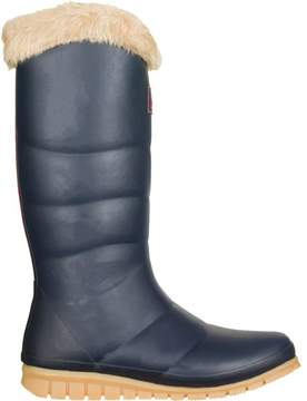 Joules Downtown Fur Collar Boot