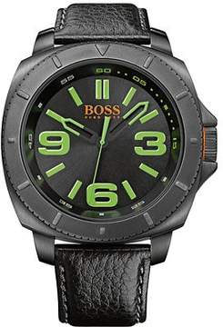 HUGO BOSS Orange 1513163 Black Analog Quartz Men's Watch