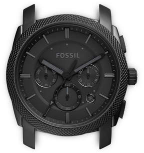 Fossil Machine Chronograph Black Stainless Steel Case