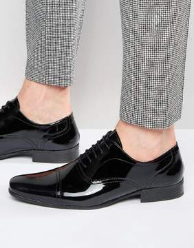 Red Tape Oxford Shoes In Patent Leather