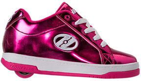 Heelys Girls' Grade School Split Chrome Wheeled Skate Shoes
