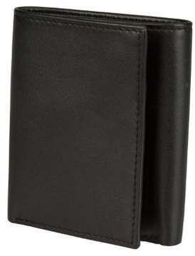 Steve Madden Glove Leather Trifold Wallet