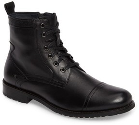 English Laundry Men's Cap Toe Boot
