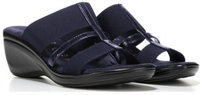 Italian Shoemakers Women's Auburn Stretch Wedge Sandal