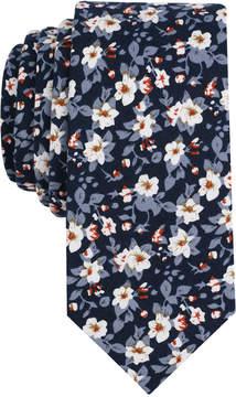 Bar III Men's Savannah Floral Skinny Tie, Created for Macy's