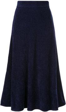 ESTNATION flared A-line skirt