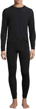 Fruit of the Loom Performance Crew Neck Long Sleeve Thermal Shirt