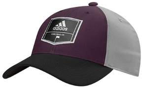 adidas 2017 Golf Patch Trucker Hat (Red Night)