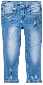 7 For All Mankind Josefina Ultra Flex Boyfriend Jeans (Little Girls)