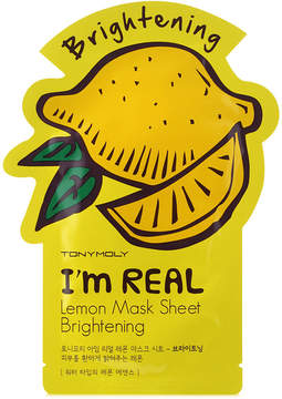 Tony Moly Tonymoly I'm Real Sheet Mask - Lemon (Brightening)