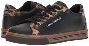 Dolce & Gabbana Leopard Sneaker Men's Shoes