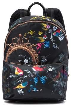 Ted Baker Pollyy Opulent Fauna Backpack
