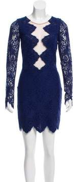 For Love & Lemons Lace Mini Dress w/ Tags