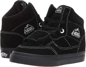Vans Kids Mountain Edition Black/Black) Boy's Shoes