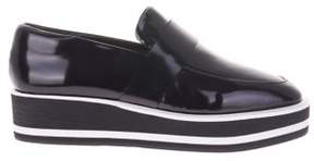 Sol Sana Venuz Patent Leather Loafers