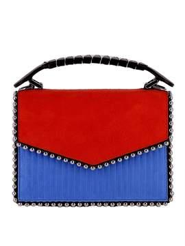 Les Petits Joueurs Multicolor Leather Handbag