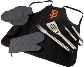 Picnic Time San Francisco Giants BBQ Apron, Utensil & Tote Set