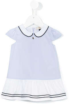 Armani Junior striped dress