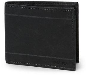 Nautica Bi-Fold Leather Passcase
