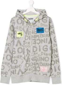 Vingino TEEN all-over print hoodie
