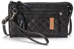 Donna Sharp Deidre Quilted Convertible Wallet