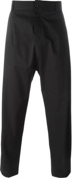 Damir Doma drop-crotch slim trousers