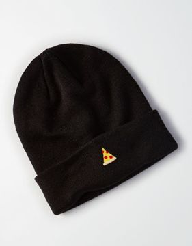 American Eagle Outfitters AE Embroidered Beanie