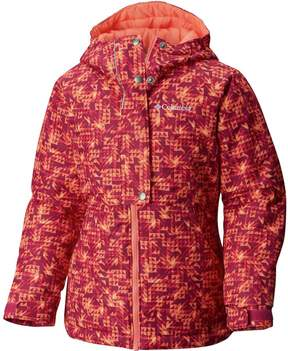 Columbia Snowcation Nation Jacket - Girls'