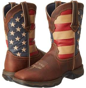 Durango RD4414 - Flag Women's Pull-on Boots