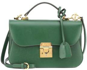 Mark Cross Dorothy leather shoulder bag