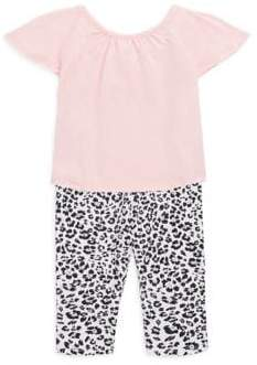 Splendid Baby's Two-Piece Top& Leggings Set