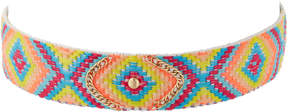 Ettika Jewelry Women's Cotton Choker