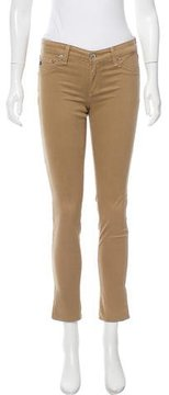Adriano Goldschmied Low-Rise Skinny Jeans w/ Tags