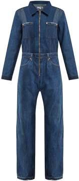 Levi's RE/DONE ORIGINALS X straight-leg denim jumpsuit